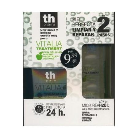 Pack Th Pharma agua micelar + crema hidratante