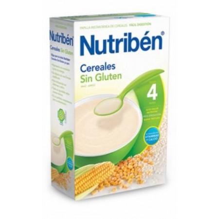 Cereales sin gluten Nutriben 600 g
