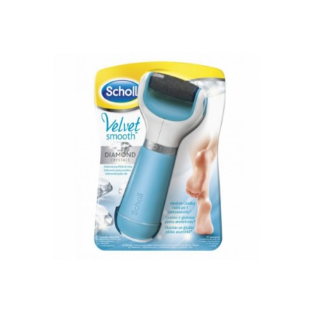 DR SCHOLL VELVET SMOOTH LIMA ELECTRONICA DIAMOND CABEZAL ANCHO
