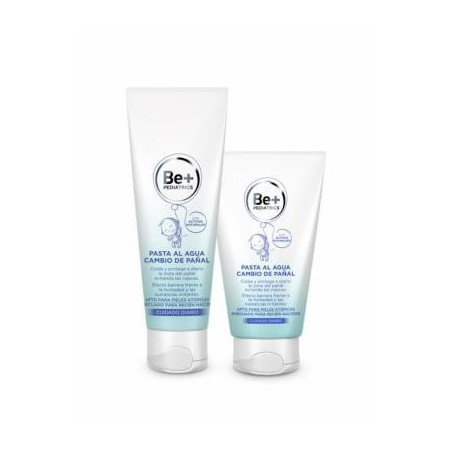 BE+ PEDIATRICS PASTA AL AGUA 75 ML