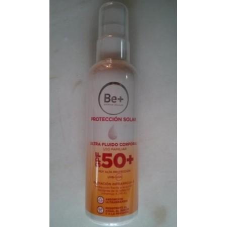 Be+ ultrafluido SPF 50+ corporal 150 ml