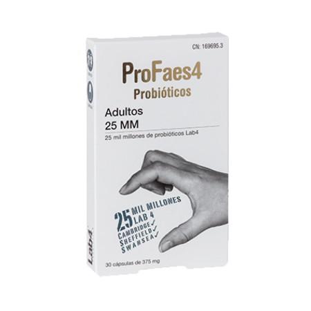 PROFAES4 PROBIOTICO ADULTOS 30 CAPSULAS
