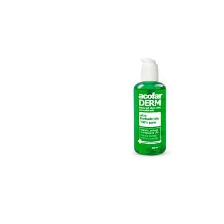 Aloe body gel concentrado Acofar 250 ml
