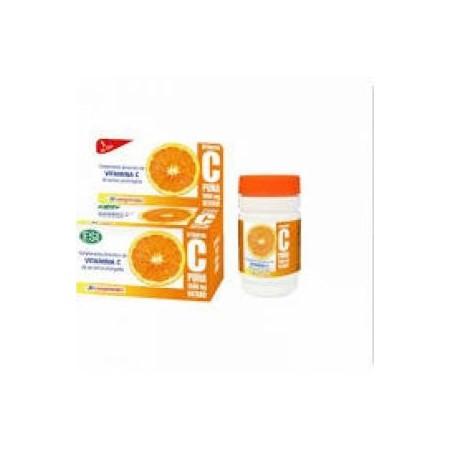 Vitamina C pura retard ESI 30 comprimidos.