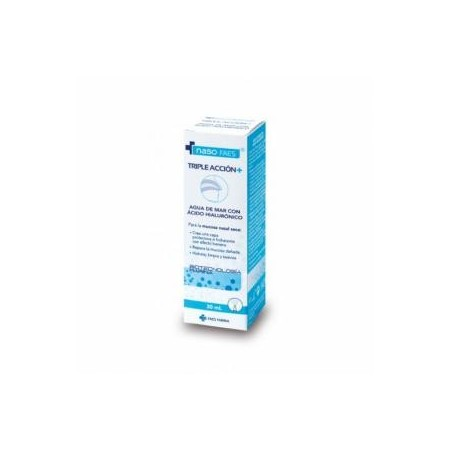 NASO FAES TRIPLE ACCION CON ACIDO HIALURONICO 30 ML