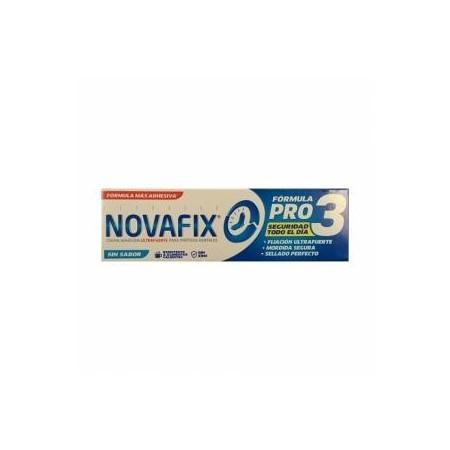 Novafix Pro3 sin sabor 50 g GRATIS