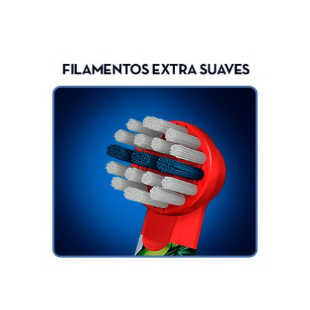 ORAL-B CEPILLO DENTAL ELECTRICO INFANTIL STARWARS ORAL-B STAGES