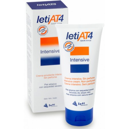 Leti AT-4 intensive crema 100 ml