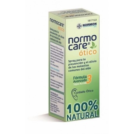 Normocare ótico spray 15 ml