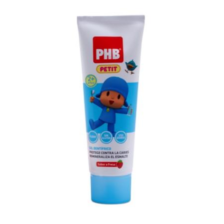 Pack PHB petit pocoyo gel 75 ml + cepillo + regalo