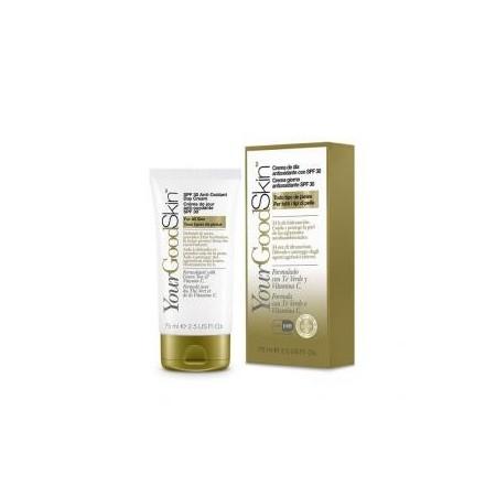 YourGoodSkin crema de día Antioxidante con SPF 30 75 ml