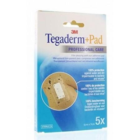 Tegaderm+Pad 9cmx20 cm 5 unidades