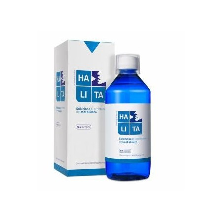 HALITA® colutorio 500 ml
