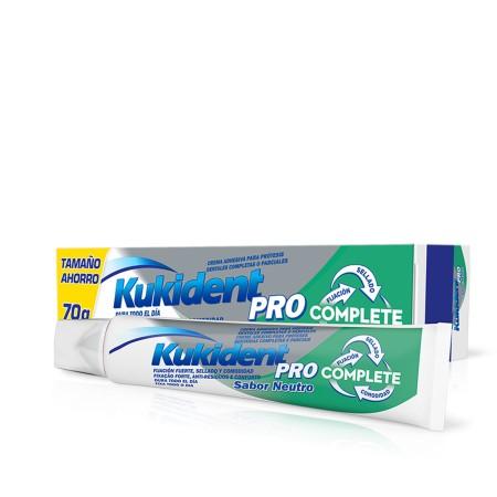 KUKIDENT COMPLETE PRO NEUTRO 70 g