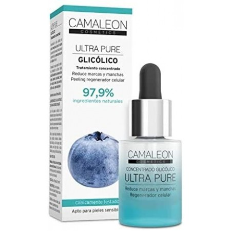 CAMALEON ULTRA PURE GLICOLICO 15 ML
