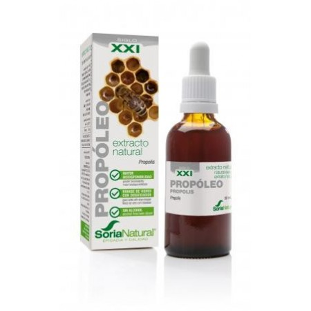 PROPOLEO SORIA NATURAL EXTRACTO NATURAL 50 ML SIN ALCOHOL