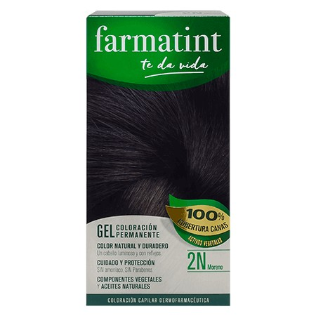 FARMATINT 2N MORENO 135 ML.