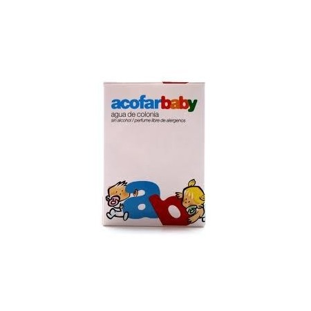 ACOFARBABY AGUA COLONIA INFANTIL 100 ML