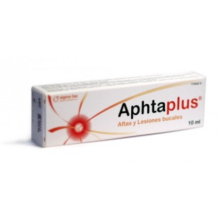 Aphtaplus gel 10 ml