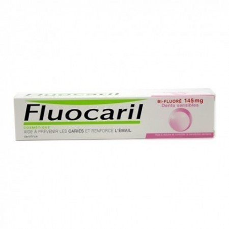 FLUOCARIL BIFLUORE 145 MG DIENTES SENSIBLES 75 ML