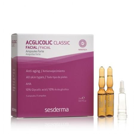 ACGLICOLIC CLASSIC FORTE AMPOLLAS 2 ML 5 AMPOLLAS