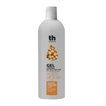 TH GEL CORPORAL ZERO Y ACEITE DE SOJA 750ML