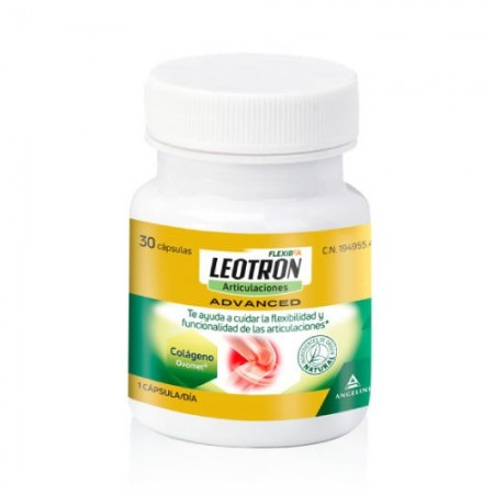 LEOTRON ARTICULACIONES ADVANCED 30 CAPSULAS