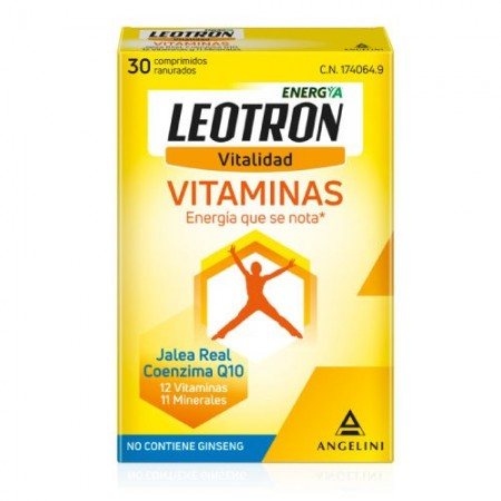 LEOTRON VITAMINAS  30 COMP