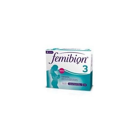 FEMIBION 3 - 28 COMPRIMIDOS + 28 CAPSULAS