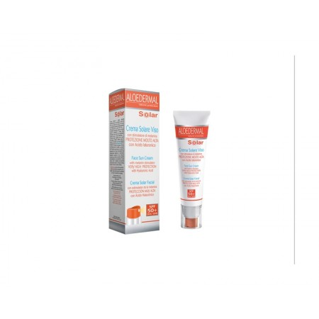 SOLAR ALOEDERMAL CARA FP-50+ 50ML