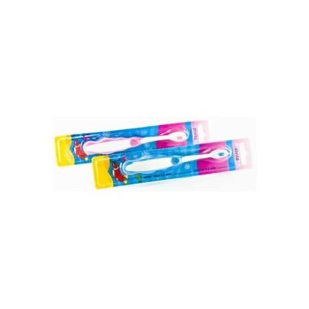 Cepillo de dientes infantil Alvita 0-2 años 1 unidad