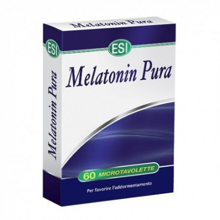 MELATONIN PURA 1 MG (60MTABL.)