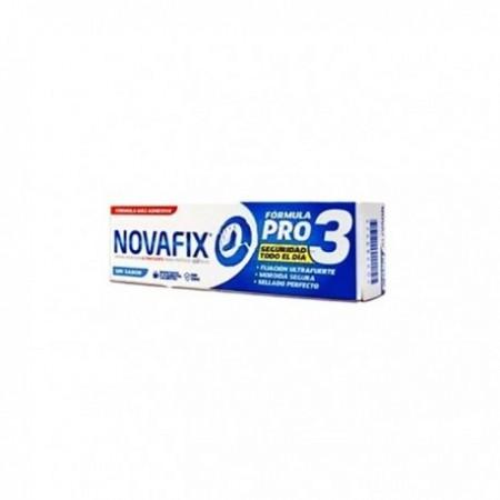 Novafix Pro3 frescor 70 g + 50 g. gratis