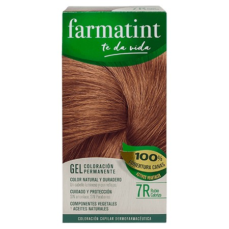 FARMATINT 7R RUBIO COBRIZO 135 ML.