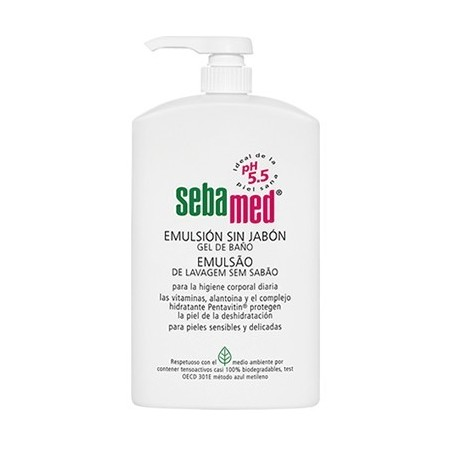 SEBAMED EMULSION SIN JABON 200 ML