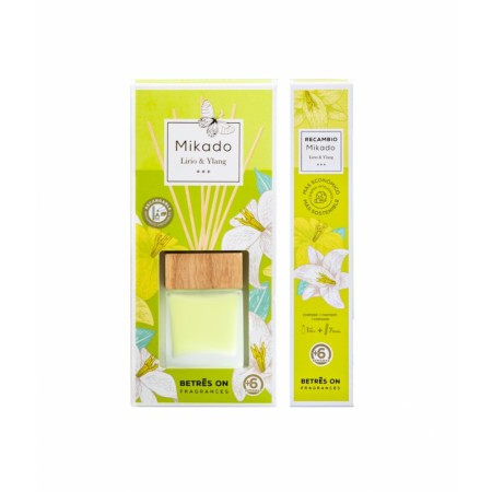 AMBIENTADOR MIKADO LIRIO YLANG BETRES ON 50ML