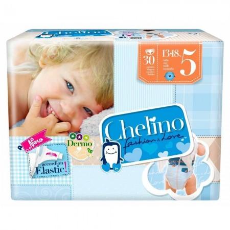 PAÑAL CHELINO INFANTIL T5 13-18KG 30 UNID