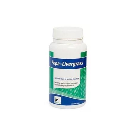 FEPA LIVERGRASS 60 CAPS