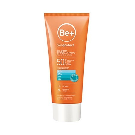 BE+ SKIN PROTECT TOQUE SECO SPF50+ 200 ML