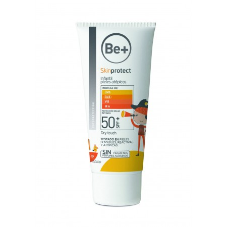 BE+ SKIN PROTECT TOQUE SECO INFANTIL SPF50+ 100 ML