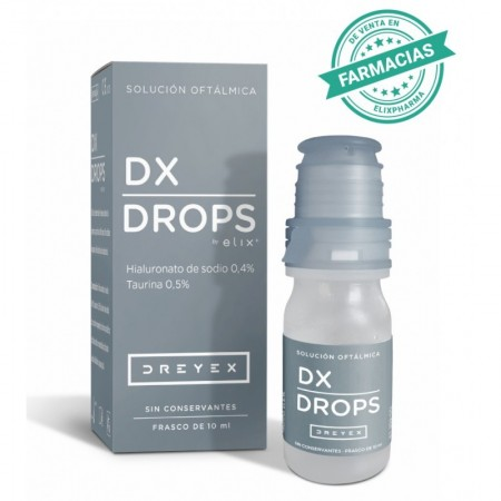 DX DROPS 10 ML