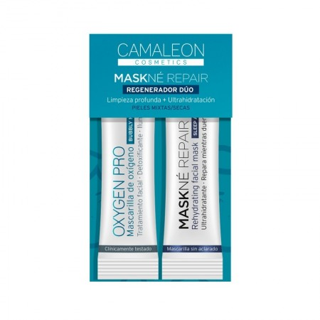 CAMALEON MASKNE REPAIR + OXYGEN DUO 2 SACHET 4 ML