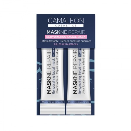 CAMALEON MASKNE REPAIR REHYDRATING FACE MASK 2 SACHET 4 ML
