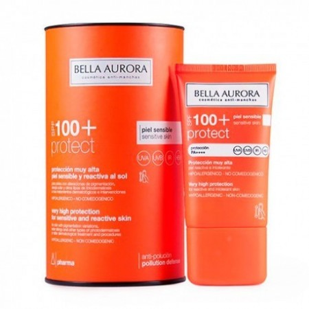 BELLA AURORA SPF100+ ANTIMANCHAS PIEL SENSIBLE