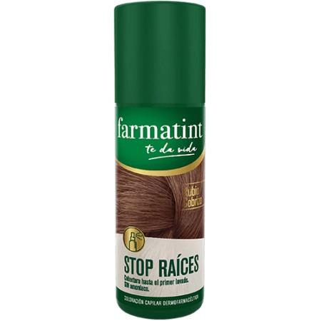 FARMATINT STOP RAICES 1 SPRAY 75 ML TONO RUBIO COBRIZO