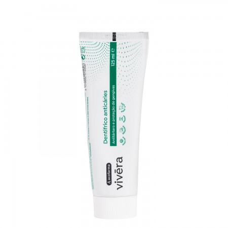 ACOFARMA VIVERA DENTIFRICO ANTICARIES 125 ML