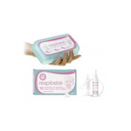 Respibebé kit completo lavados nasales