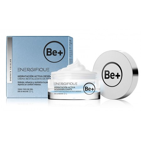 BE+ ENERGIFIQUE HIDRAT CR REVITALIZANTE 50ML