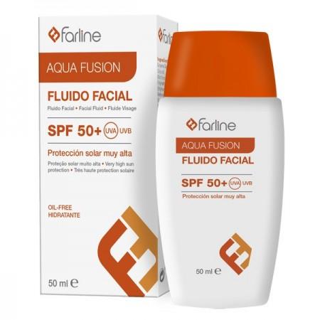 FARLINE FLUIDO AQUA FUSION SIN COLOR SPF50+ 50 ML