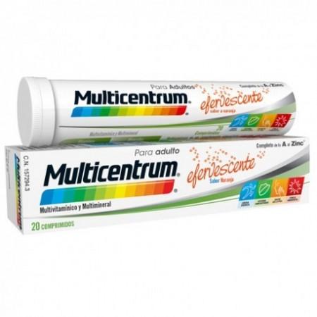 MULTICENTRUM  20 COMP EFERV